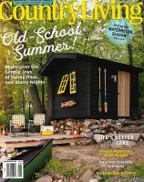COUNTRY LIVING(USA):表紙