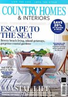 COUNTRY HOMES&INTERIORS:表紙