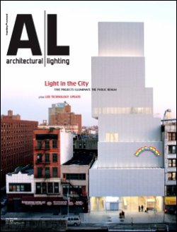 ARCHITECTURAL LIGHTING 表紙