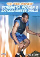130種類「プロパワー」ストレングス パワー&爆発力ドリル DVD:表紙