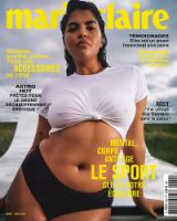 MARIE CLAIRE FRENCH ED:表紙