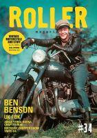Roller Magazine(ローラー・マガジン):表紙
