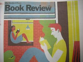 NEW YORK TIMES: BOOK REVIEW:表紙