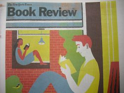 NEW YORK TIMES: BOOK REVIEW 表紙