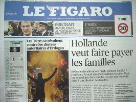 FIGARO (LE):表紙