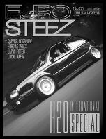 EURO STEEZ(ユーロ スティーズ):表紙
