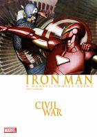 アイアンマン:シビル・ウォー:表紙