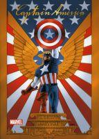 キャプテン・アメリカ:ニューディール:表紙