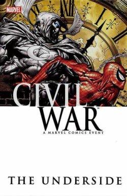 CIVIL WAR CROSSOVER SEASONS 3(シビル・ウォー クロスオーバー・シリーズ [第3期]) 表紙