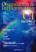 Coagulation & Inflammation:表紙