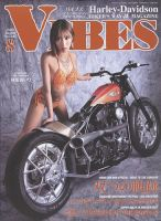 VIBES(バイブズ):表紙