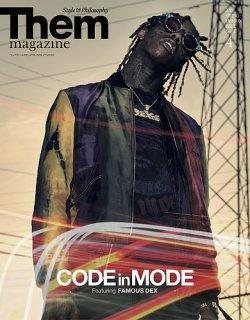 Them magazine(ゼムマガジン) No.17 (2018年02月24日発売) 表紙