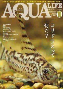 アクアライフ 10月号 (2020年09月11日発売) 表紙