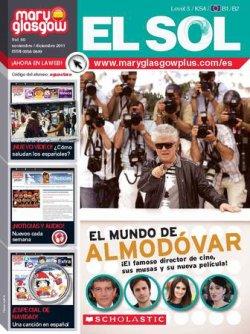 エル・ソル EL SOL(Upper-Intermediate) 2011年11月15日発売号 表紙